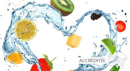 LA NUTRITION, une science de prévention. Formation accréditée de 10h. Promotion!